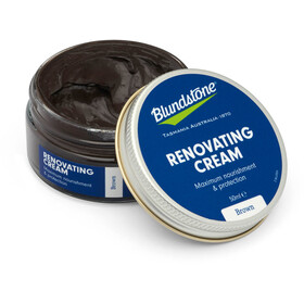 Blundstone Renovating Cream 50ml, brown